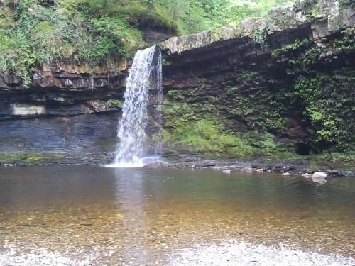 Lady Falls (Sgwd Gwladys)