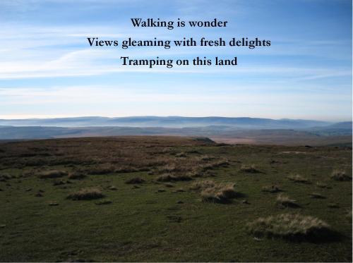 Walking is wonder